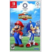 Mario & Sonic at the Olympic Games Tokyo 2020 - Nintendo Switch - Reserva
