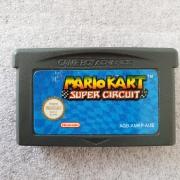 Mario Kart Super Circuit - USADO - GBA