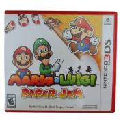 Mario & Luigi: Paper Jam - Nintendo 3DS - Usado