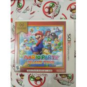 Mario Party Island Tour - USADO - Nintendo 3DS
