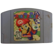 Mario Party - Nintendo 64 - Usado