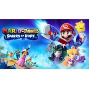 Mario + Rabbids: Spark's of Hope - Nintendo Switch - Pré Venda - LISTA DE ESPERA