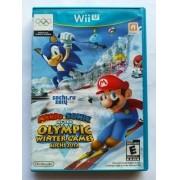 Mario & Sonic at the Olympic Winter Games - USADO - Nintendo Wii U