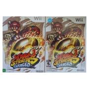 Mario Strikers: Charged - Nintendo Wii - Usado