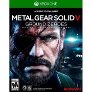 Metal Gear Solid V Ground Zeroes - XBOX ONE - USADO