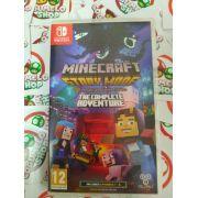 Minecraft: Story Mode - The Complete Adventure - USADO - Nintendo Switch