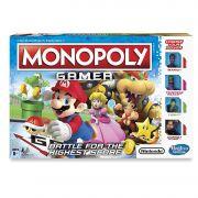 Monopoly Gamer Super Mario - Jogo de Tabuleiro Hasbro (inglês)