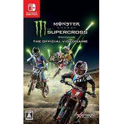 Monster Energy Supercross - Nintendo Switch