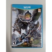 Monster Hunter 3 Ultimate - USADO - Nintendo Wii U