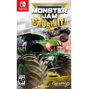 Monster Jam: Crush It! - USADO - Nintendo Switch