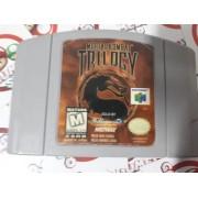 Mortal Kombat Trilogy - USADO - Nintendo 64