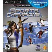Move Sports Champions - Ps3 Original Lacrado No Encarte