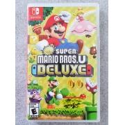 New Super Mario Bros. U Deluxe - USADO - Nintendo Switch
