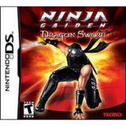 Ninja Gaiden Dragon Sword USADO - Nintendo DS