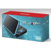 Nintendo 2DS XL Azul/Preto - USADO
