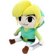 Nintendo Pelúcia Link Windwaker 8 Polegadas The Legend of Zelda (Envio Internacional) - Nintendo Switch
