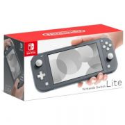 Nintendo Switch Lite Cinza
