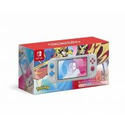 Console Nintendo Switch Lite Pokémon Edition - FRETE GRÁTIS