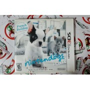 Nintendogs + Cats French Bulldog & New Friends - USADO - Nintendo 3DS