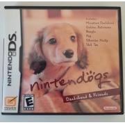 Nintendogs Dachshund & Friends - Nintendo DS - Usado