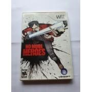 No More Heroes - Usado - Wii