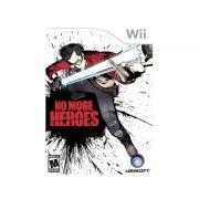 No More Heroes - Wii (USADO)