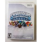 PACOTE: Skylanders: Spyro's Adventure + Skylanders: Supergiants + Bonecos + Portal Superchargers - Nintendo Wii - Usado