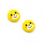 Par de Protetores Analógicos Joy-Con - Animal Crossing (Isabelle) - Nintendo Switch