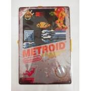 Placa Decorativa - Metroid