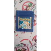 Pokémon Blue - USADO - Nintendo Game Boy