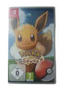 Pokémon: Let's Go, Eevee! - Nintendo Switch - Usado