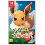 Pokémon: Let's Go, Eevee! - Switch - ENVIO INTERNACIONAL