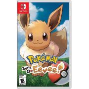Pokémon: Let's Go, Eevee! - Switch - Envio Internacional