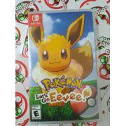 Pokémon: Let's Go, Eevee! - USADO - Nintendo Switch