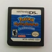 Pokémon Mystery Dungeon: Blue Rescue Team - USADO - Nintendo DS