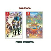 Pokémon Mystery Dungeon: Rescue Team DX + Tokyo Mirage Sessions #FE Encore - Nintendo Switch