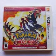 Pokémon Omega Ruby - USADO - Nintendo 3DS