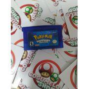 Pokemon Sapphire Version - USADO - Game Boy Advanced