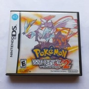 Pokémon White Version 2 - USADO - Nintendo DS