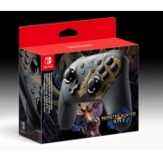 Pro Controller - Monster Hunter Rise - Nintendo Switch