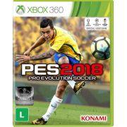 Pro Evolution Soccer 2018 Pes 18 - Xbox 360