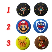 Protetor Analógico Joy-Con - 3 Modelos - Nintendo Switch