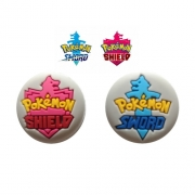 Protetor Analógico Joy-con - Pokémon Sword/Shield - Nintendo Switch