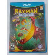Rayman Legends - USADO - Nintendo Wii U