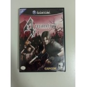 Resident Evil 4 - USADO - Nintendo GameCube