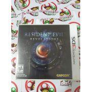 Resident Evil Revelations - USADO - Nintendo 3DS