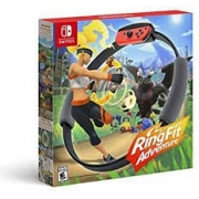 Ring Fit Adventure - Nintendo Switch - Envio Internacional
