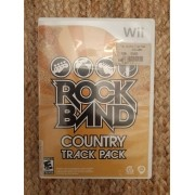 Rock Band Country Track Pack - USADO - Nintendo Wii