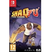 Shaq Fu: A Legend Reborn - USADO - Switch