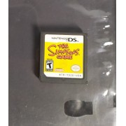 Simpsons The Game - Nintendo DS - Usado - Frete Grátis